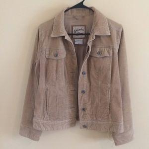 Columbia Blues Corduroy Jacket